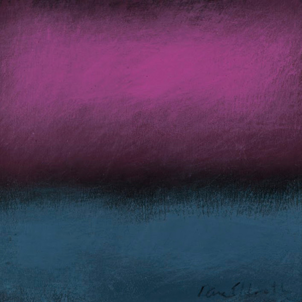 MAGENTA AND BLUE SPACE